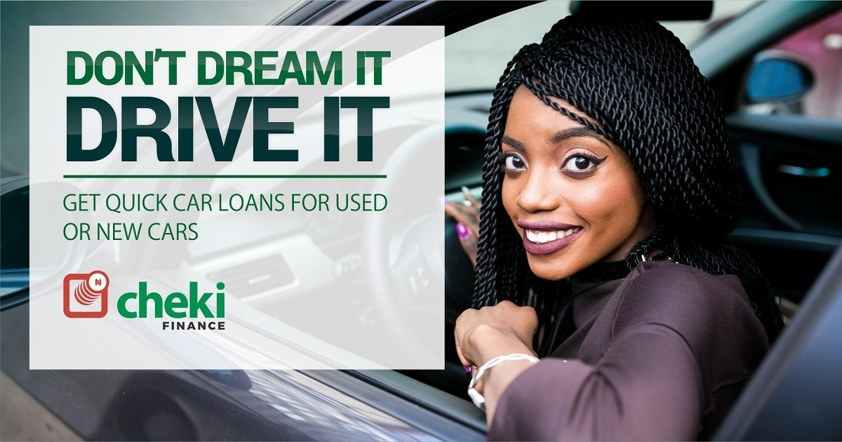 Cheki Finance - Car Loans in Nigeria