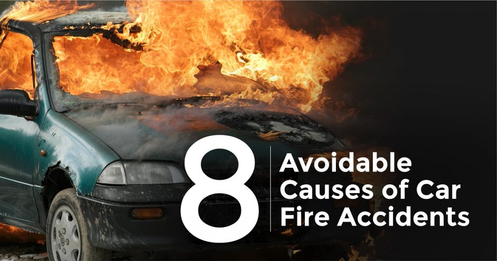 Car fire accidents - Cheki Nigeria 1
