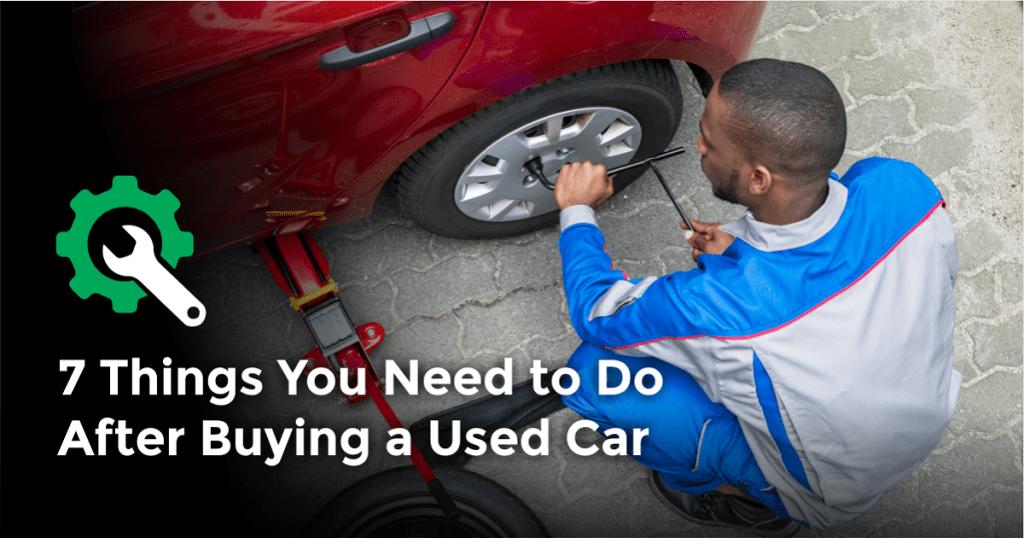After Buying Used Car - Cheki Nigeria (1)