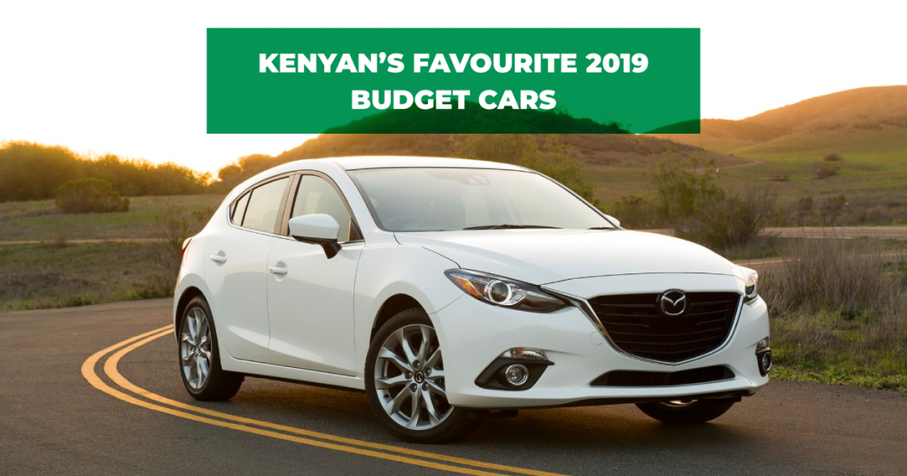 Top 3 Budget cars