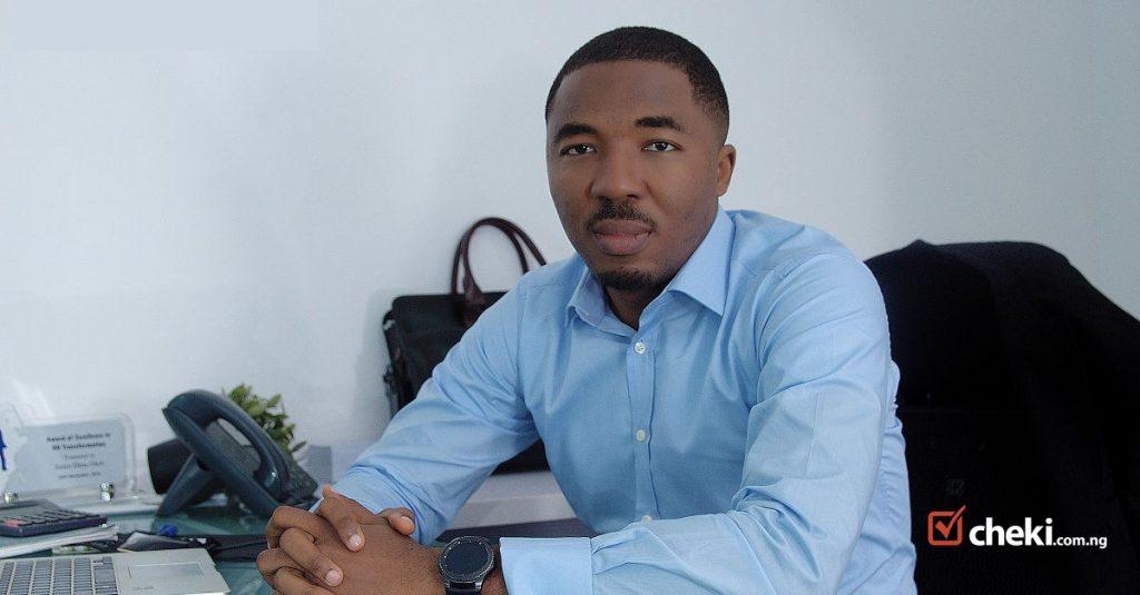 Chimezie Okonkwo - Cheki Nigeria CEO 1