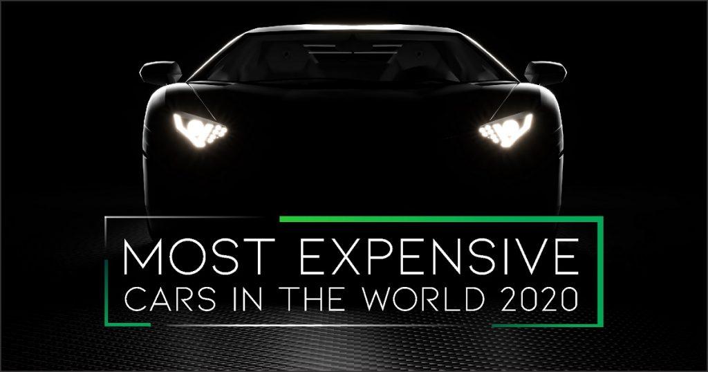 Most Expensive Cars 2020 - Cheki Nigeria