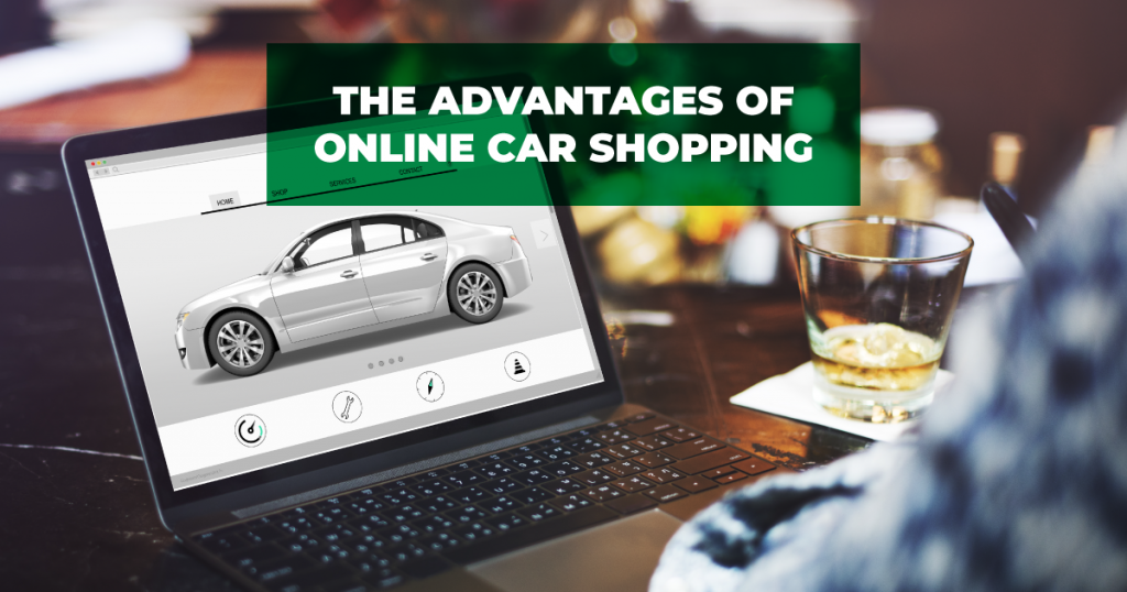 Advantages of online car shopping