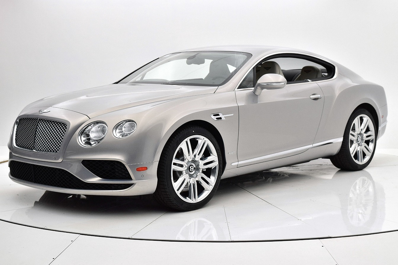 Bentley Continental GT W12 - Fastest cars in the world 2020 (1)