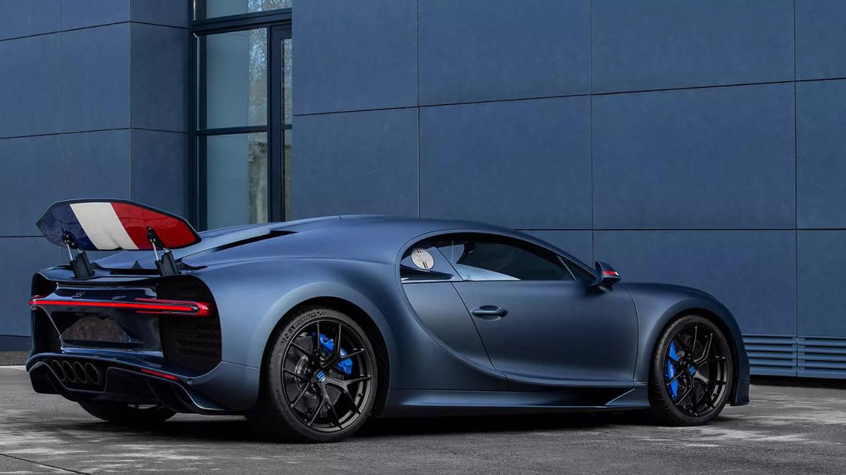 Bugatti Chiron Sport - Fastest cars in the world 2020