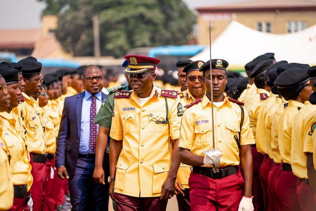 LASTMA - Breaking traffic law - Cheki Nigeria