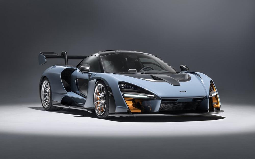 McLaren Senna - Fastest cars in the world 2020