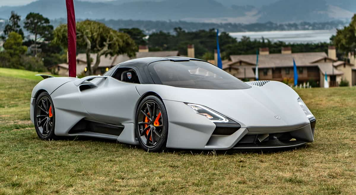 SSC Tuatara - Fastest cars in the world 2020