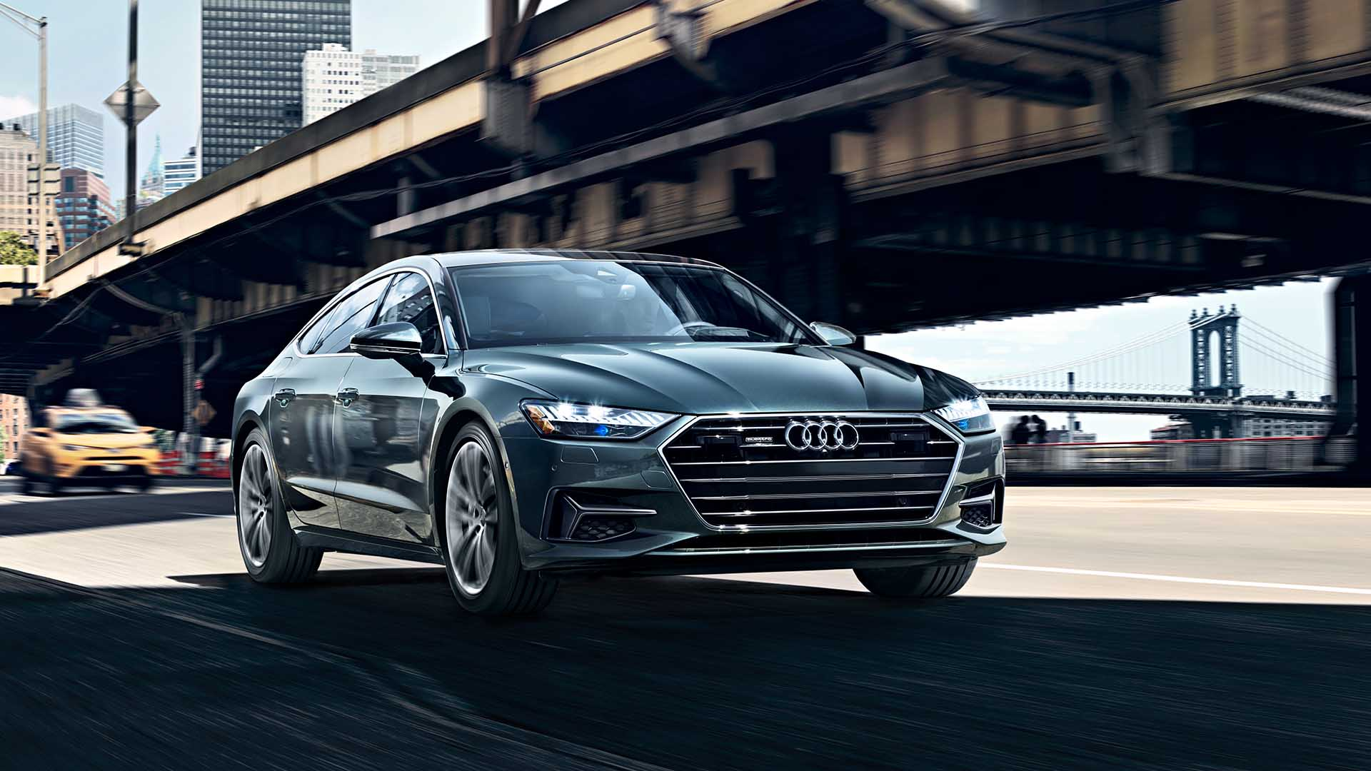 2020 Audi A7 - Luxury cars 2020