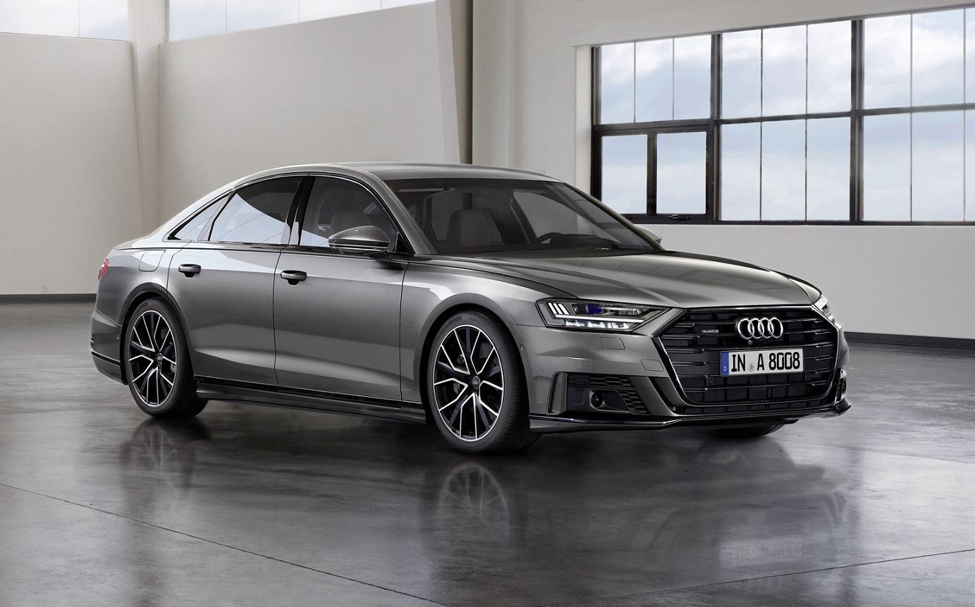 2020 - Audi A8 - Luxury cars 2020