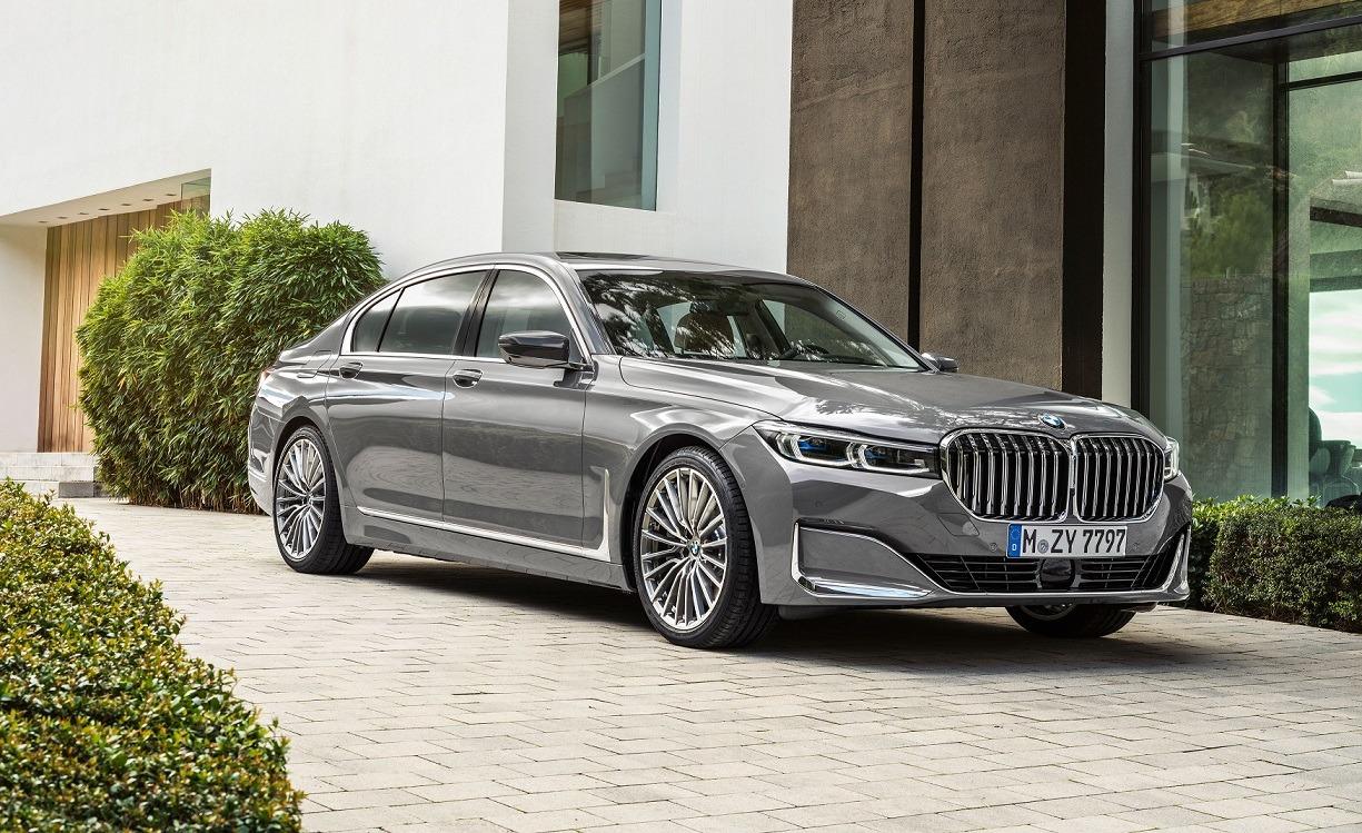 2020 BMW 740 (7 series) - Luxury cars 2020