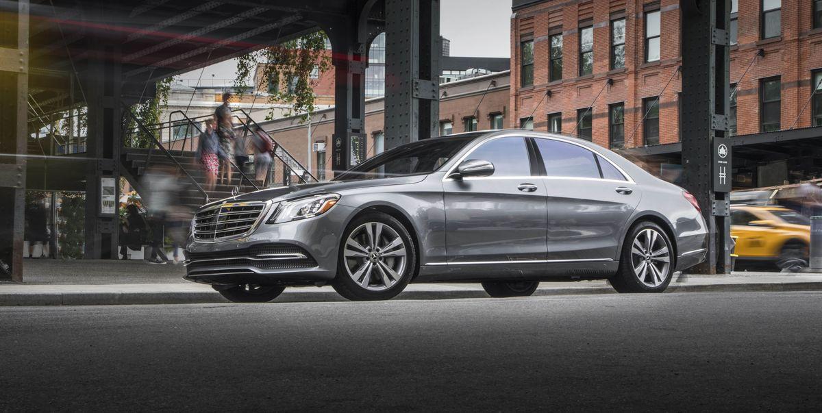 2020 Mercedes-Benz S-Class - Luxury cars