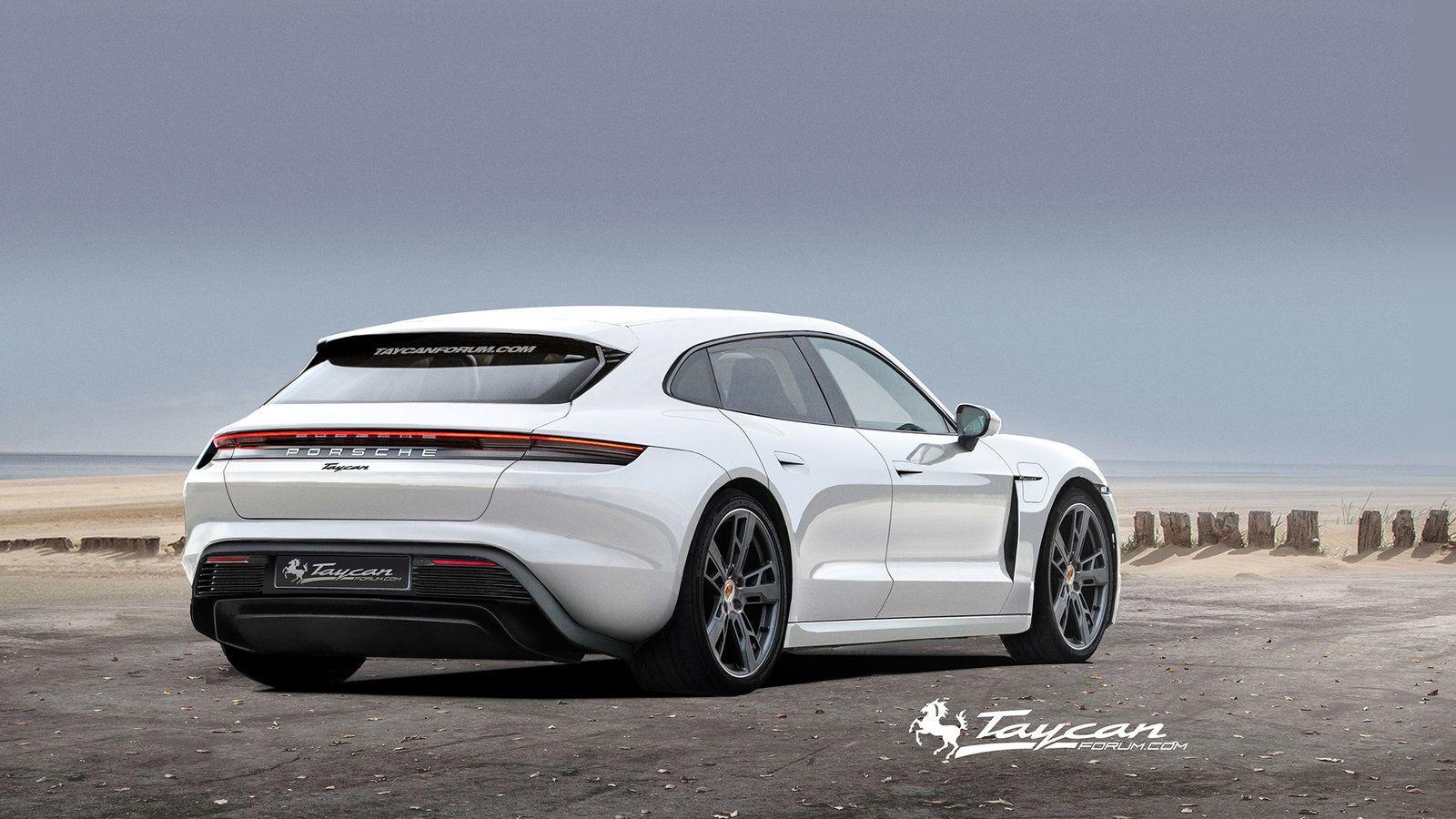 2020 Porsche Taycan - Luxury cars 2020 (2)