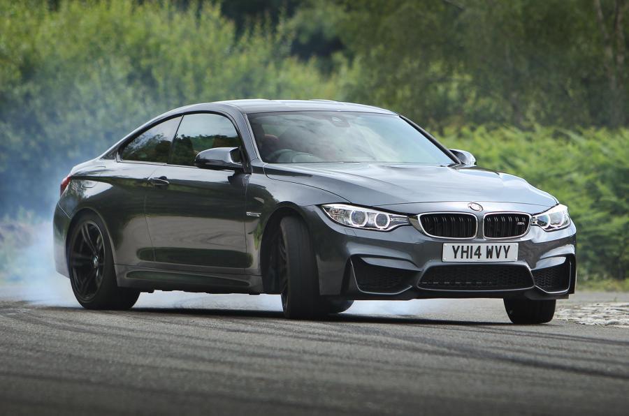 BMW M4 - Luxury cars 2020