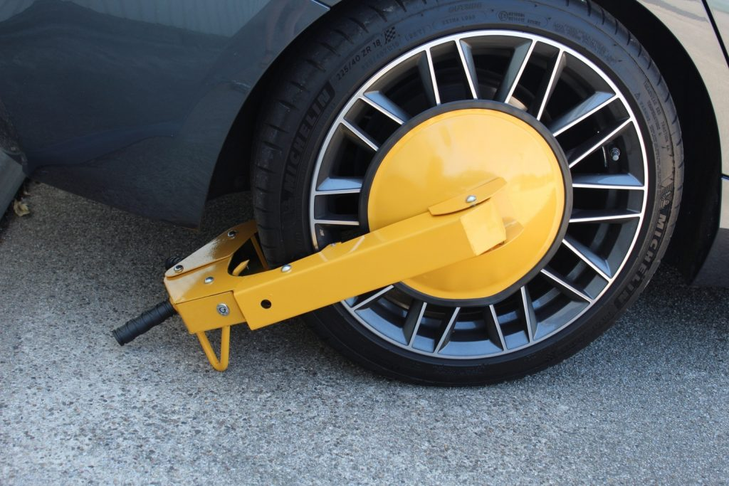 Car anti-theft devices