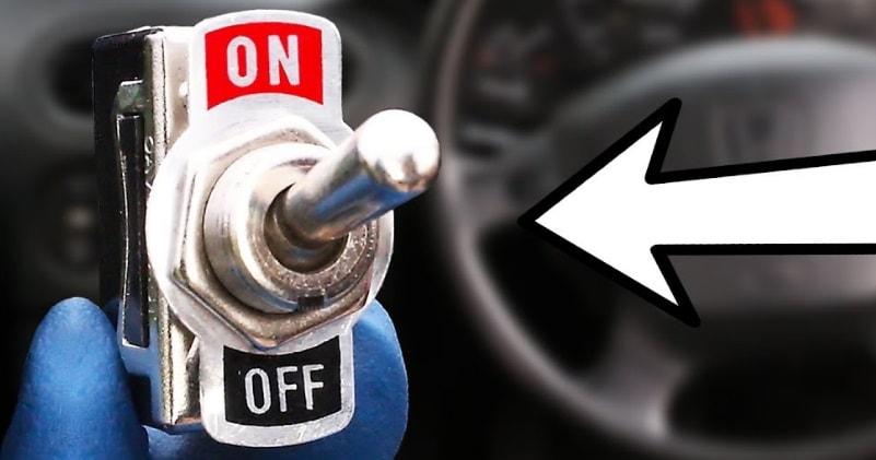 Car kill switch 1