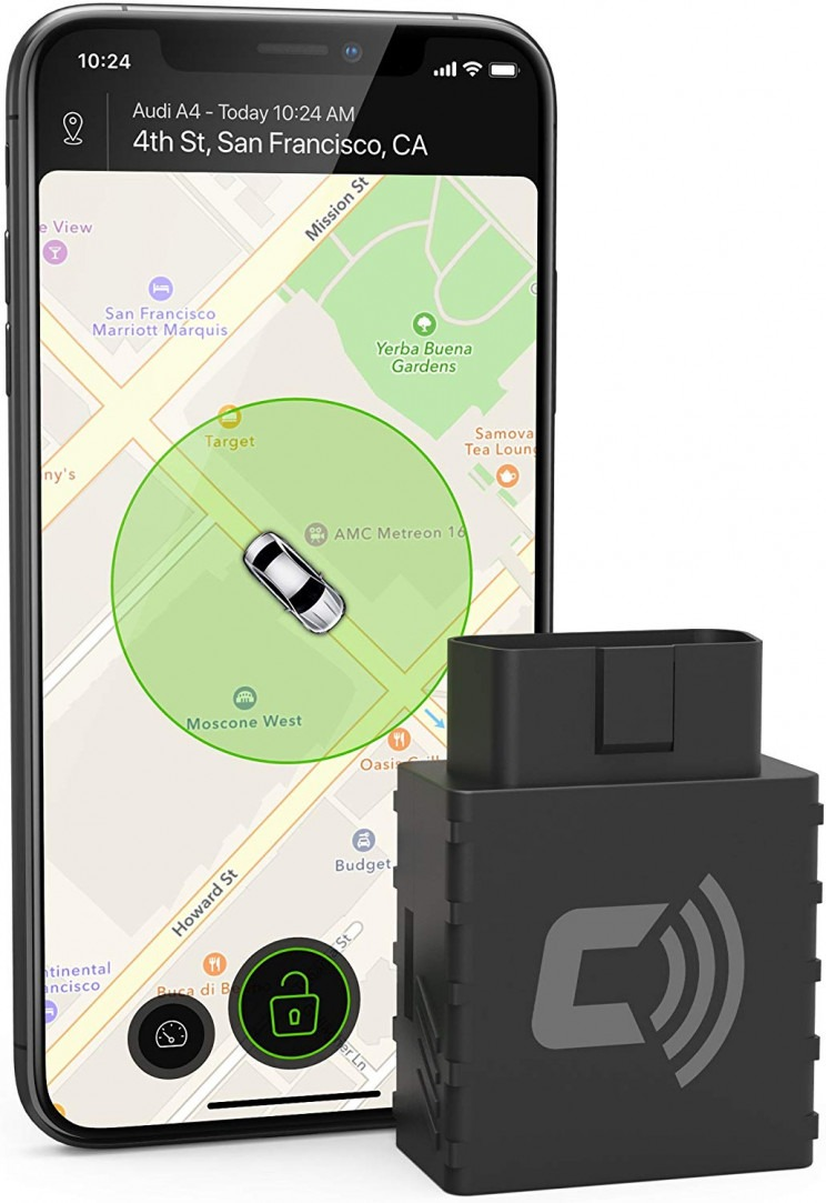 Car lock alert system