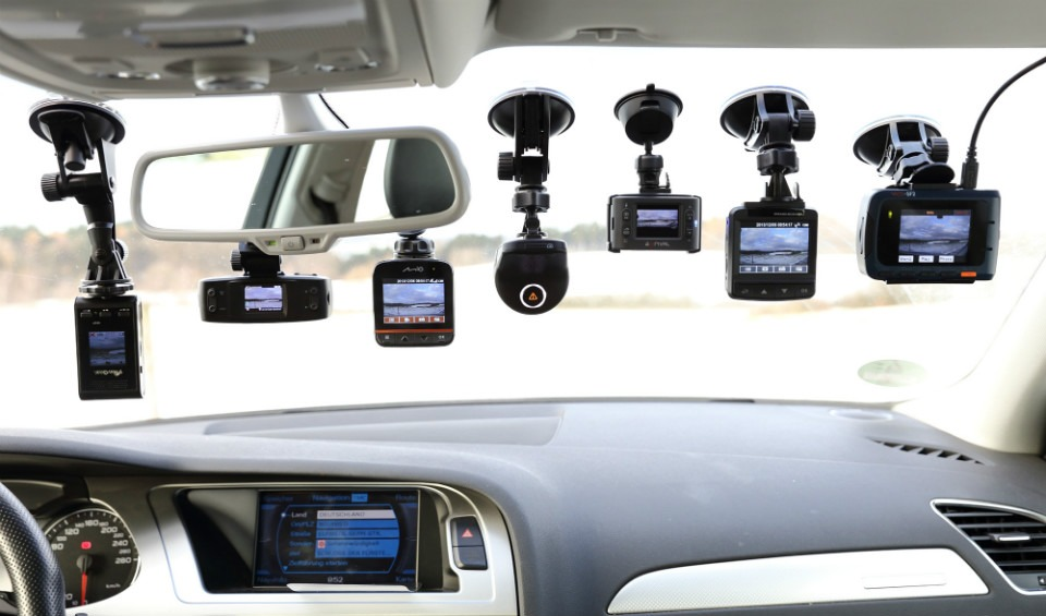 Dash cam - Car anti-theft devices