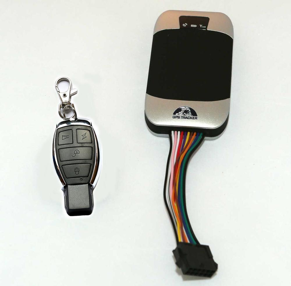 GPRS car tracker