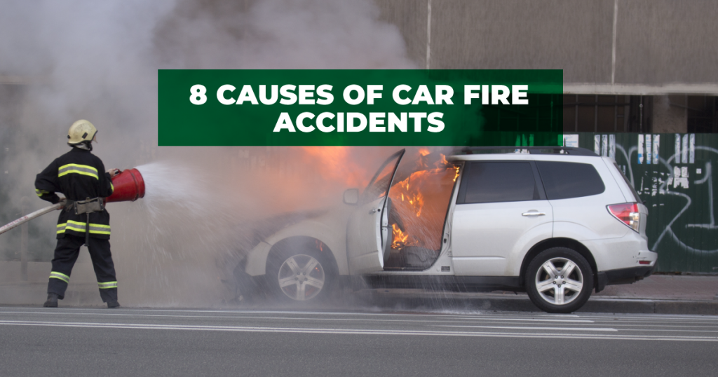Car fire accidents