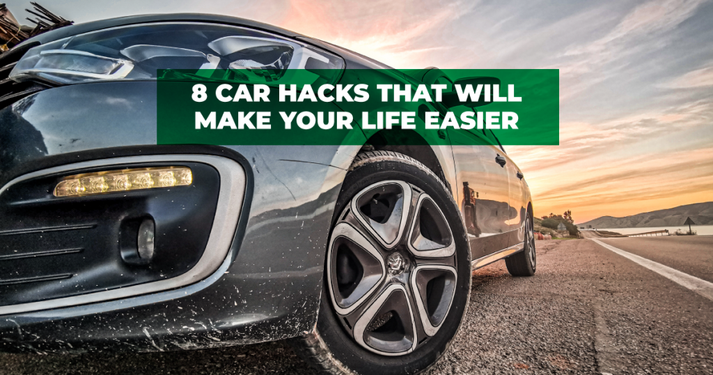 8 Car Hacks That Will Make Your Life Easier