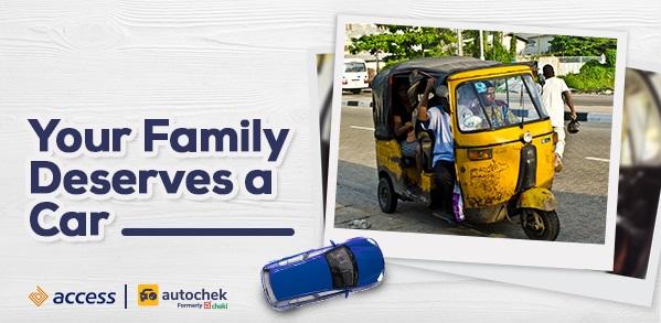 Autochek car loans - Your family deserves a car