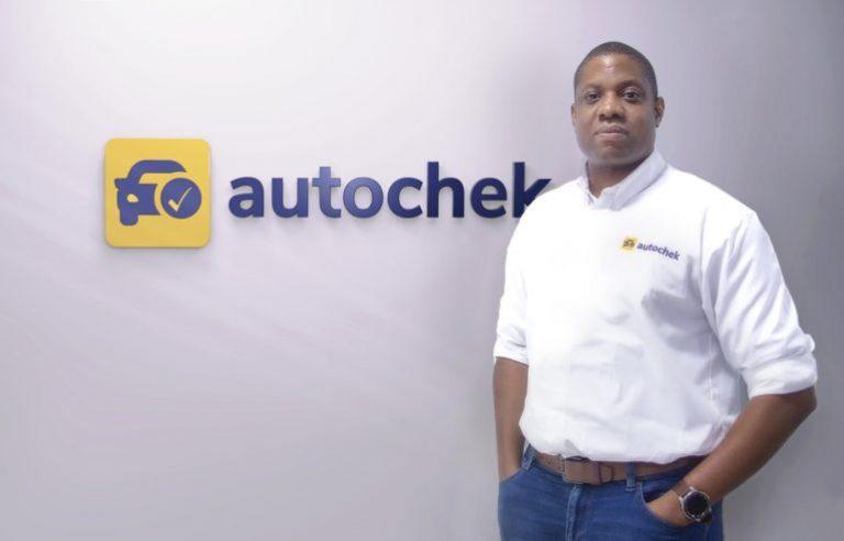 Etop Ikpe Autochek CEO - Pre-Seed Funding