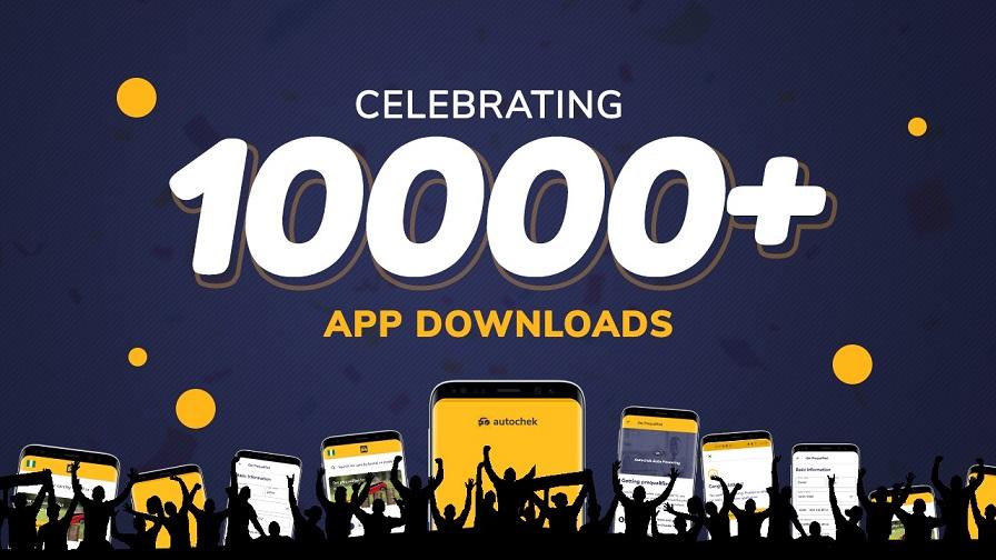 Autochek App hits 10,000 downloads (1)