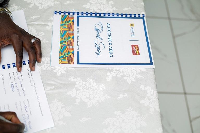 Autochek Partners Automobile Dealers Union of Ghana (ADUG) 1 (10)