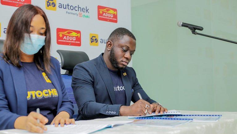 Autochek Partners Automobile Dealers Union of Ghana (ADUG)