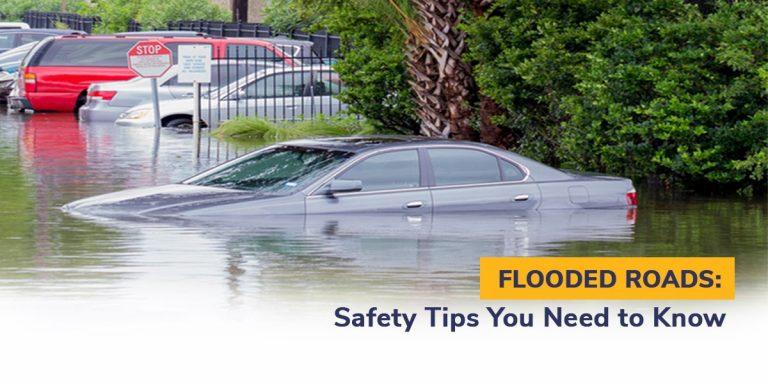 Flooded roads - Autochek