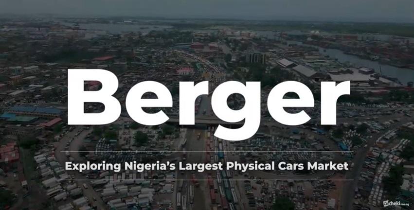 Autochek Berger Car Market in Apapa, Lagos